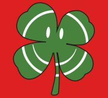 Happy Irish Shamrock One Piece - Long Sleeve