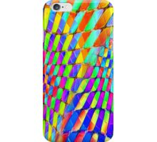 Tumblr 32 by CAP - Colorful Optical Illusion Vibrant Psychedelic Design iPhone Case/Skin