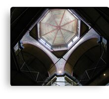 Dome: Old Melbourne Gaol Canvas Print