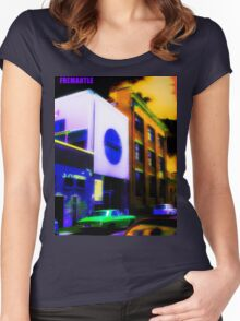 FREMANTLE Women's Fitted Scoop T-Shirt