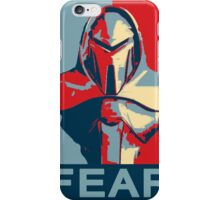 Vote for Cylon iPhone Case/Skin