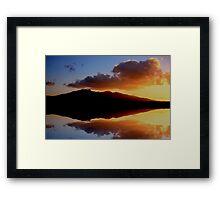 Sublime Framed Print