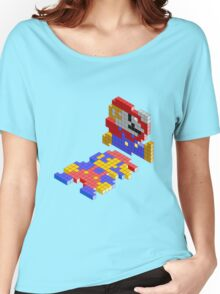 lego mario Women's Relaxed Fit T-Shirt