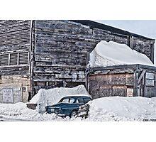 Classic Snowbound Photographic Print
