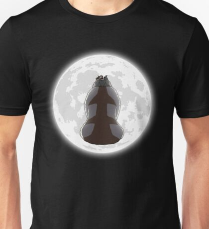 Yip Yip into the Moonlight Unisex T-Shirt