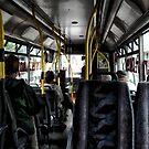 """A mile and a half on a bus takes a long time"" (P1140285 _XnView) by Juan Antonio Zamarripa [Esqueda]"