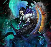 Darksiders 2 by sazzed