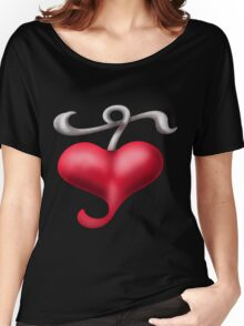 Have A Heart Women's Relaxed Fit T-Shirt