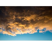 Dixie Sunset - Kanab, Utah Photographic Print