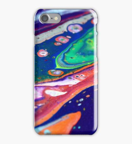 LIQUID SPACE iPhone Case/Skin