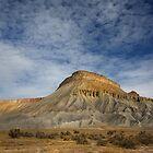 Mt Garfield by Steve  Taylor