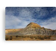 Mt Garfield Canvas Print