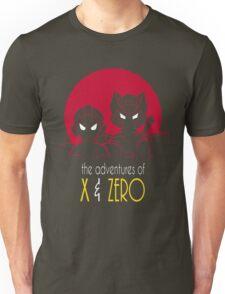 The Adventures of X & Zero Unisex T-Shirt