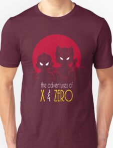 The Adventures of X & Zero T-Shirt