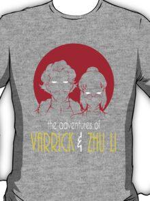 The Adventures of Varrick & Zhu Li T-Shirt