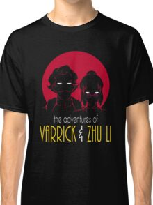 The Adventures of Varrick & Zhu Li Classic T-Shirt