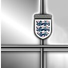 England Football / Soccer crome edition by ALIANATOR
