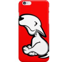 English Bull Terrier All Innocent  iPhone Case/Skin