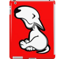 English Bull Terrier All Innocent  iPad Case/Skin