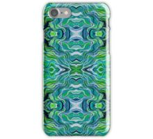 Sea Foam Tributary iPhone Case/Skin