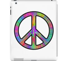 Peace Sign Trippy iPad Case/Skin