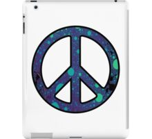Peace Sign Trippy iPad Case/Skin