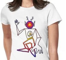 Rob Womens Fitted T-Shirt