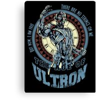 The Age of Ultron Canvas Print