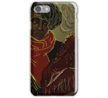 Dragon riding iPhone Case/Skin