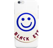 POGS Black Eye iPhone Case/Skin