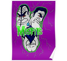 the misfits caricature  Poster