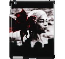 Khaleesi, Red Dragon iPad Case/Skin