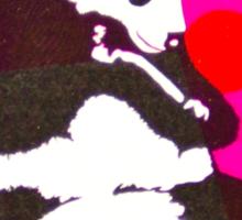 POGS Panda Sticker