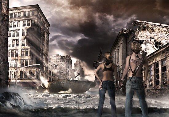 Brave New World by Cliff Vestergaard