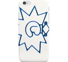 POGS Punch iPhone Case/Skin