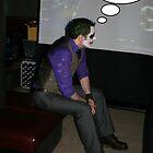 The Joker takes a Break by Robert O'Neill