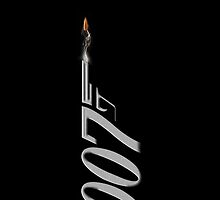 James Bond 007  by ALIANATOR