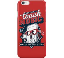 MUSIC CAN TOUCH YOU iPhone Case/Skin