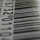 Barcode by Rachel Hoffman