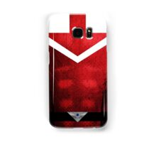 TimeForce Red Samsung Galaxy Case/Skin