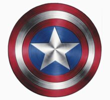 Captain America Shield 2 T-Shirt