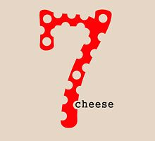 7 cheese red Unisex T-Shirt