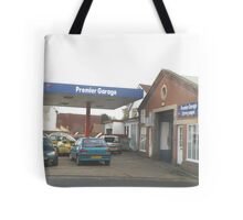 Premier Garage Tote Bag