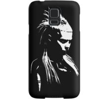 Black and White Samsung Galaxy Case/Skin