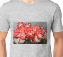 Fiery Roses Unisex T-Shirt