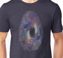 Galaxy Fingerprint Unisex T-Shirt