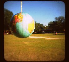 the world on a string by Shannon Byous Ruddy