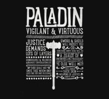 Paladin by geekcases