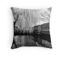 The bridge... Throw Pillow