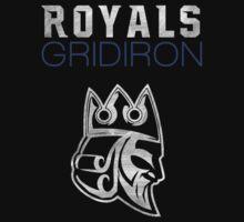 Royals Gridiron Kids Clothes